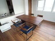 オリジナルダイニングテーブルセット 札幌市 S様