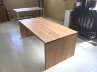ダイニングテーブル ナラ無垢 W1800 D900