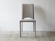 軽さが嬉しい椅子 グレー イタリア製