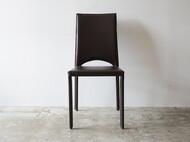 軽さが嬉しい椅子 ブラウン イタリア製