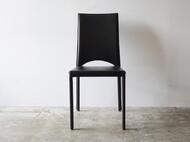 軽さが嬉しい椅子 ブラック イタリア製