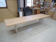 3m ビーチ無垢 オリジナルダイニングテーブル