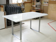 特注料理教室用テーブル 札幌市北区 M様
