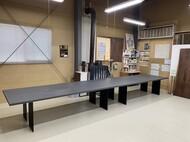 美容室用テーブル / 札幌市北区