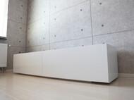 UNICUM テレビボード / 白 180cm