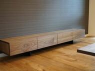 渋谷建設様 函館 モデルハウス用家具一式