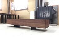 ウォールナット無垢材のテレビボード 札幌市中央区 T様