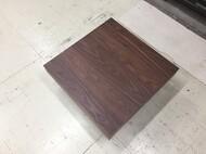 特注ローテーブル ウォールナット突板 板目ランダム張