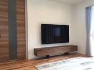 オリジナルテレビボード 苫小牧 M様邸