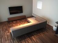 旭川市 A様邸 less sofa / オリジナルテレビボード