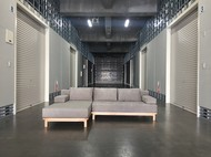 rect unit sofa / SIEVE